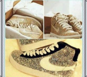 shoes or argent jolie swag