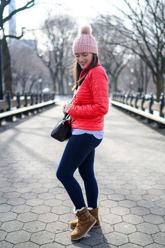 jewels covering bases curvy blogger sweater jeans shoes hat