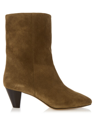 suede ankle boots boots ankle boots suede tan shoes