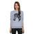 FIERCE Shoulder Wing Sweatshirt | Mintfields