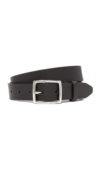 Rag & Bone Boyfriend Belt - Black
