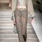 Taupe reversible silk trench by etro | moda operandi
