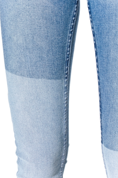Tight Printed Patch Blue | Jeans | CheapMonday.com