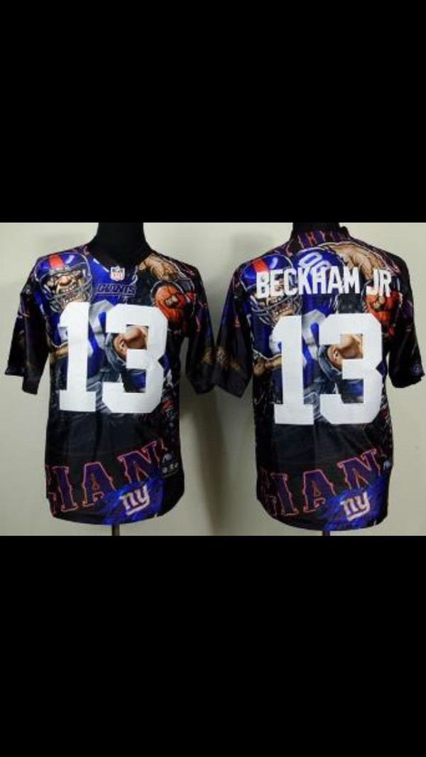 cheap nfl New York Giants Odell Beckham Jerseys
