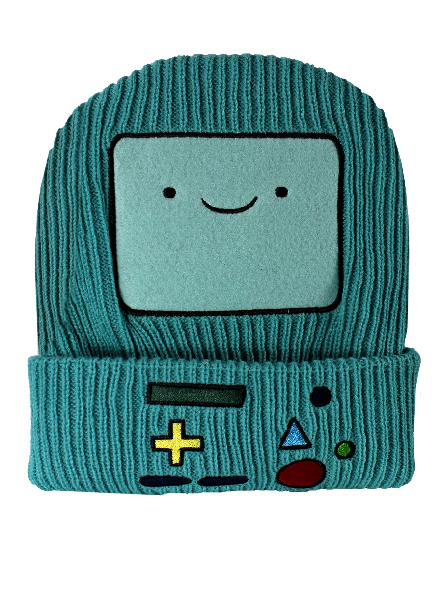 Adventure Time Beemo Beanie - Buy Online at Grindstore.com