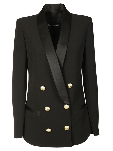 Balmain blazer double breasted jacket