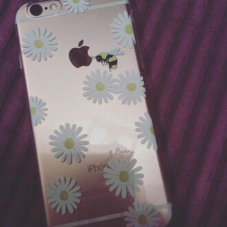 phone cover yeah bunny daisy floral cute iphone cover iphone case