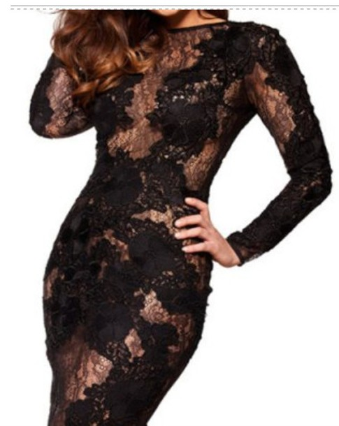 dress black dress bday ideas bday dress mesh dress see through dress