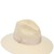 Semi-crochet Wide Brim Straw Panama Hat
