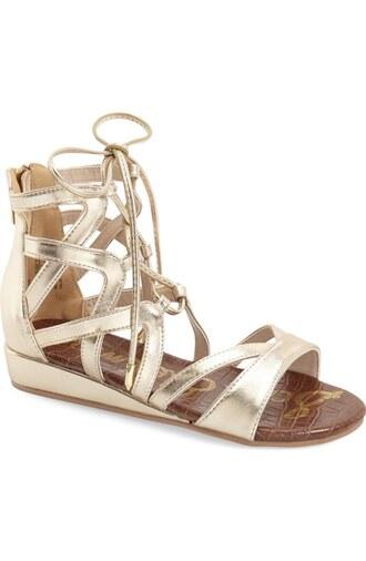 shoes gold sandals kids shoes gladiators gold shoes