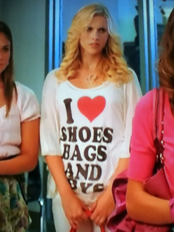 blouse shoes bag guys mean girls 2