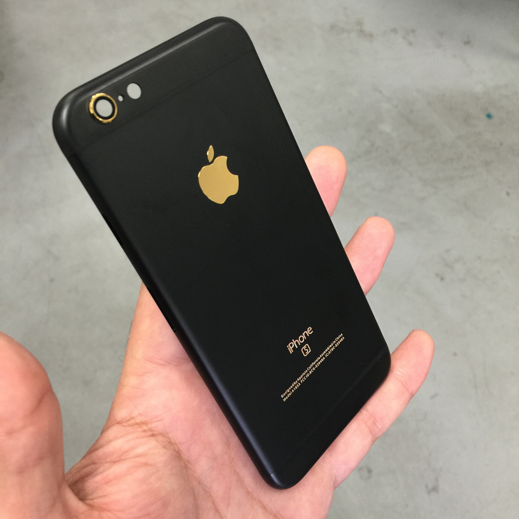 Iphone 6s Matte Back Housing