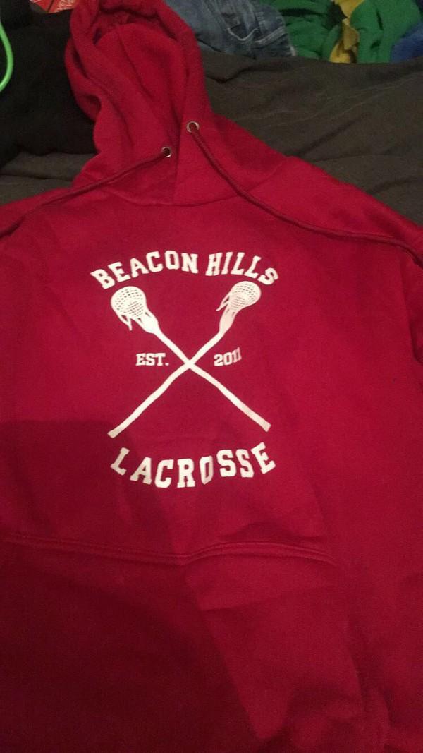sweater beacon hills teen wolf stiles stilinski 24 stilinski Stilinski 24 shirt beacon hills lacrosse