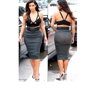 black summer outfits top kim kardashian black bikini black crop top bralette low cut cross back