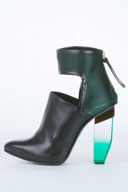ANTHOM // Debora Cutout Ankle Boot