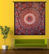 home accessory,star mandala tapestry,hippie,tapestry,red,yellow,aztec,boho,bohemian,pretty,tribal pattern,jewels,indie,bedding,bohemiam,mandala,boho tapestry,boho chic,wall tapestry,wall decor tapestry,tumblr,royal furnish,hippie tapestries,mandala tapestry,bohemian tapestry,bohemian tapestries,bedspread bedcover,wall hanging,elegant wall hanging,tenture,gypsy,blanket,orange,print,bedroom,dorm room,scarf,carpet,burgundy,curtion tapesty,hippy vibe,urban,vintage,tumblr inspired,tumblr room,tapestry hippe burgundy
