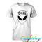 Chill alien tshirt