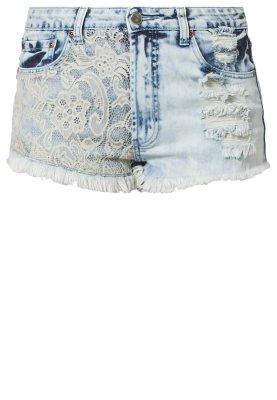 BamBam BAMBINO - Jeans shorts - Blauw - Zalando.nl