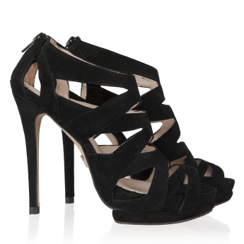 Gladiator Pumps Black - Pumps - Shop online