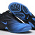 nike flightposite black and royal blue men basketball shoes
