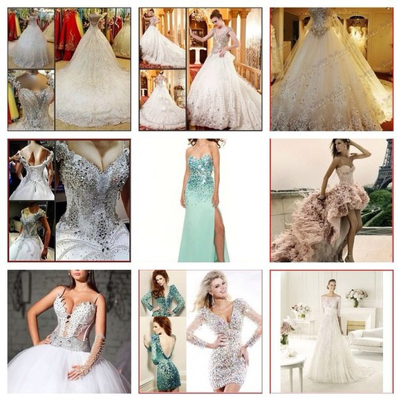 dress wedding dress clothes: wedding prom gown prom dresses sexy party dresses