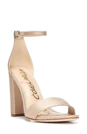 37cb22078d6 Sam Edelman Yaro Ankle Strap Sandal (Women)