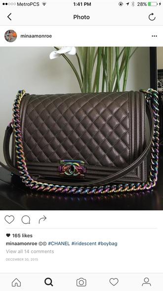 bag chanel chanel bag chain bag