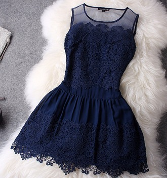 dress lace dress lace navy navy dress short dress elegant elegant dress