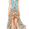 Rococo sand concept dress in blue from revolve.com