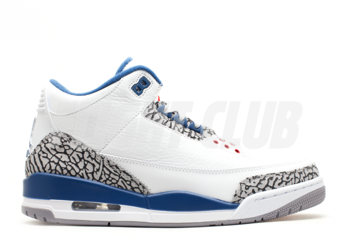 "air jordan 3 retro ""true blue 2011 release"" - Air Jordan 3 - Air Jordans  