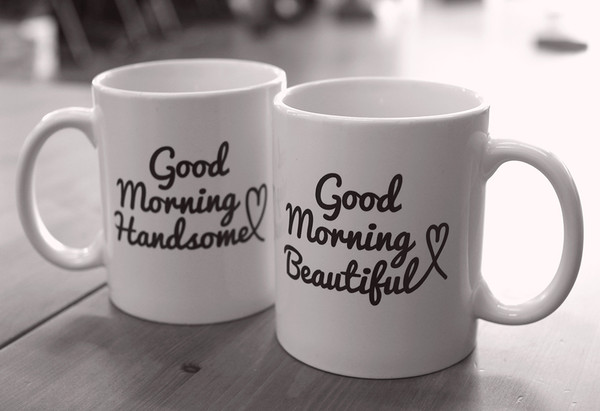 gloves morning mugs mug mug coffee coffee coffee coffee matching couples his and hers gifts his and hers mugs good morning beautiful good morning handsome
