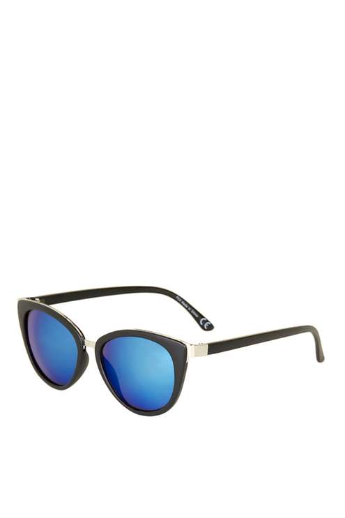 Sebb Cateye Sunglasses - Sunglasses - Bags & Accessories