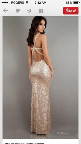 grad open back dress gold backless please help me find this dreads