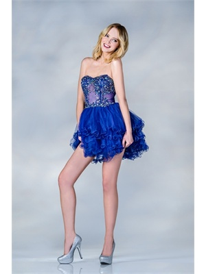 Short dress: #CDJC148