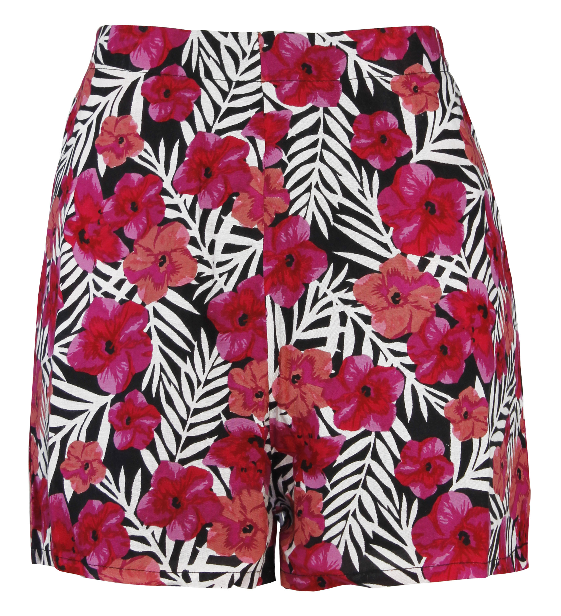 NEW LADIES SUMMER FLORAL PRINT SHORTS WOMENS HOTPANTS SHORT PANTS   eBay