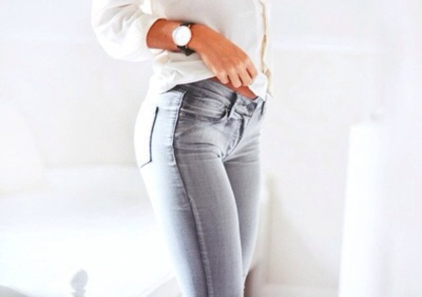 jeans skinny jeans light blue skinny jeans grey grey jeans