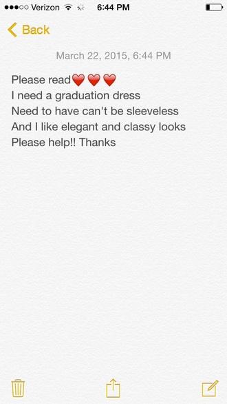 dress classy elegant graduation dress teenagers fashion style style me