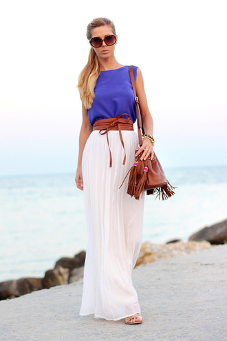 sirma markova jacket skirt bag belt jewels shoes sunglasses