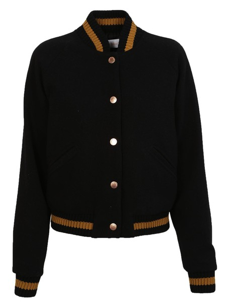 See by Chloe embroidered jacket