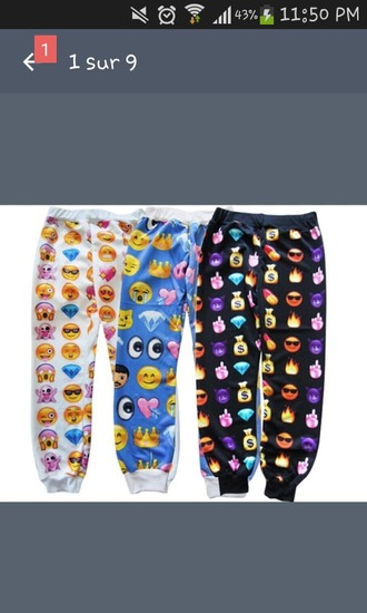 pajamas emoji pants emoji pajamas emoji pillow pyjama shorts cute diamonds