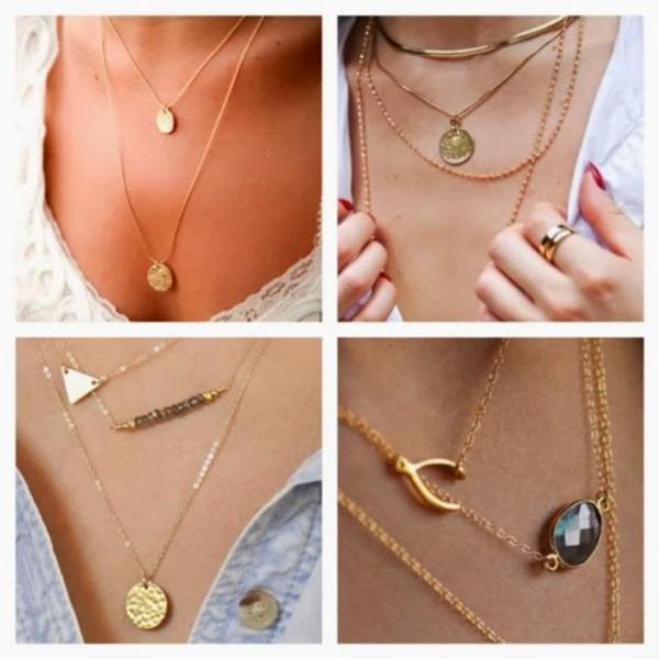 jewels bijoux necklace