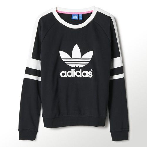 adidas Logo Crew Sweatshirt | adidas US