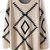 Beige Long Sleeve Geometric Pattern Pullover Sweater - Sheinside.com