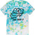 Acid Just Drop It Tee Black on Tie Dye – Killer Condo