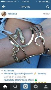 jewels,hoskelsa,snake arm band,bracelets,gold jewelry