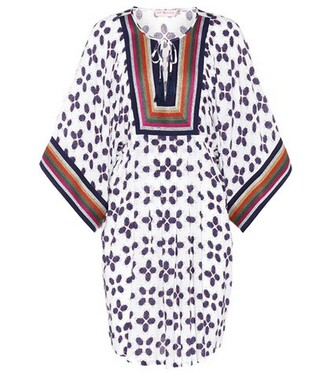 tunic embroidered top