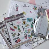 home accessory,yeah bunny,stickers,cool,cute,girly,creative,cactus,plants,coffee,poop,rainbow