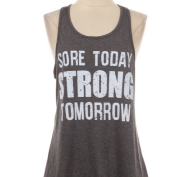eca703a1c Get the tank top for $25 at stridefitnessapparel.com - Wheretoget