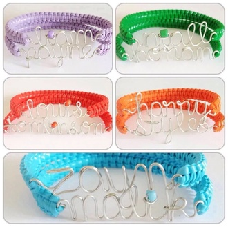 jewels one direction braclets
