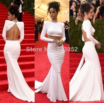 Aliexpress Buy 2013 Most Sexy Low Cut One Direction Bow Burgundy Chiffon Miranda Kerr Front High Slit Open Back Dress From Reliable Wedding